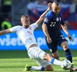 UEFA Nations league: Slovakia 1 Czech Republic 2