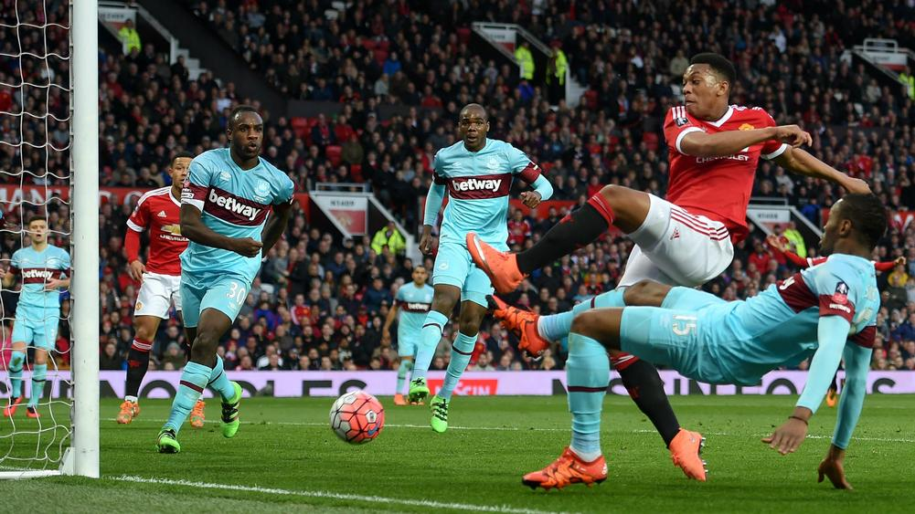 FA Cup: United Force A Replay Against West Ham