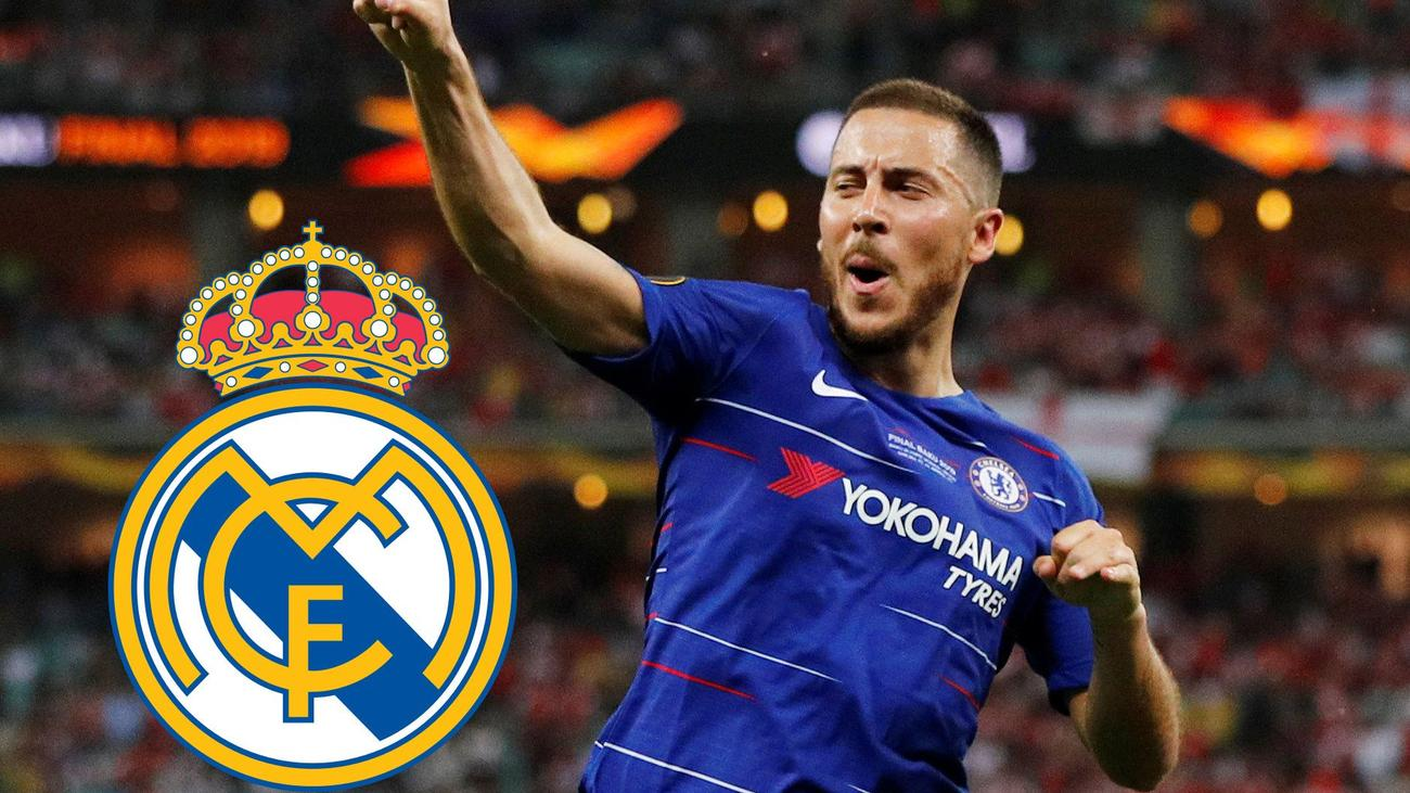 Report: Chelsea And Real Madrid Reach Hazard Agreement