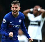 Fulham 1 Chelsea 2: Jorginho decisive in Kepa's return to favour