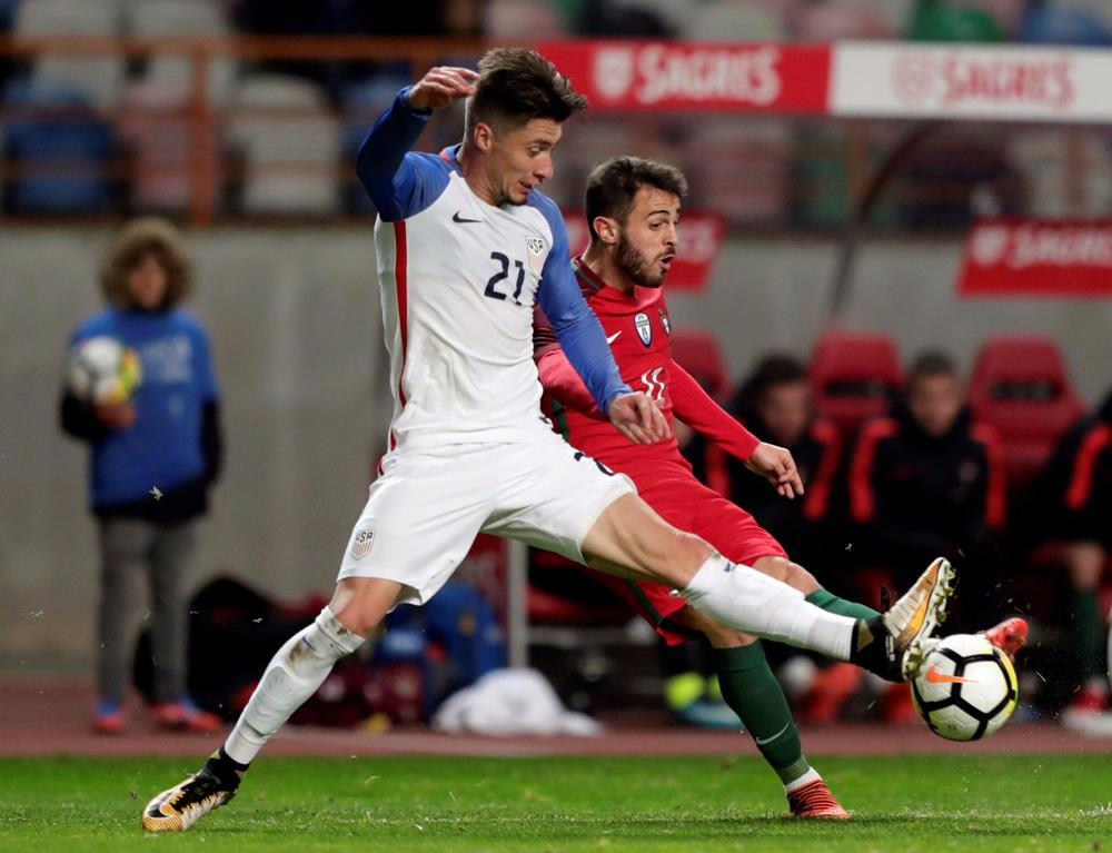 Goalkeeping Hands Portugal A Draw Against New Look Usmnt