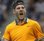 Del Potro full of confidence at Flushing Meadows