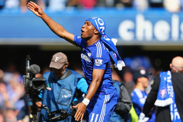 Chelsea crowned Premier League champions