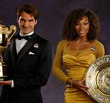 Roger Federer Not Looking to Surpass Serena Williams' Tally