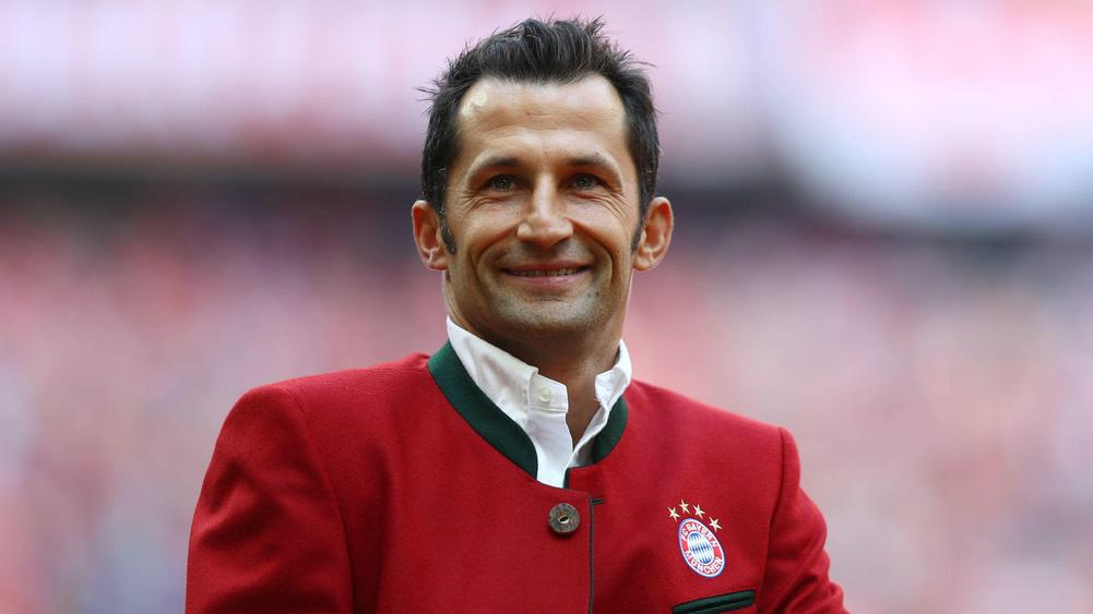 Bayern Munich name Hasan Salihamidzic as new sporting director