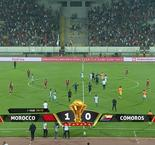 Africa Cup of Nations Qualification: Morocco 1 Comoros 0