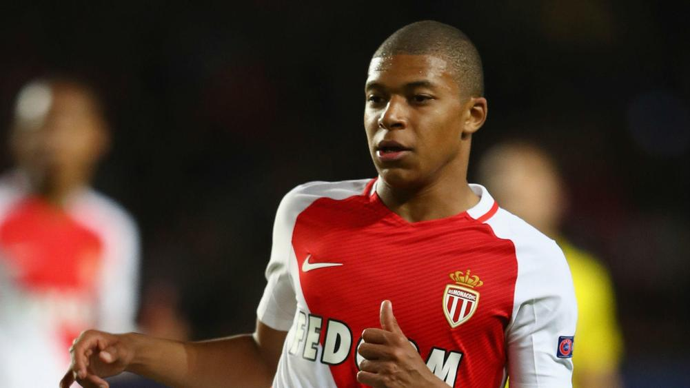 Mbappe to join Real Madrid from Monaco