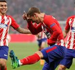 UEL final: Marseille v Atletico Madrid