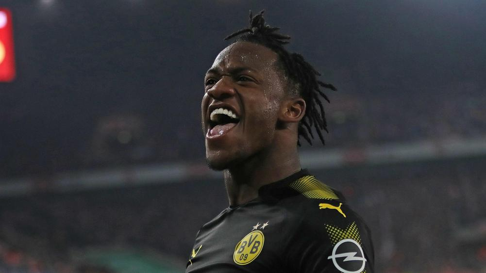 Michy Batshuayi: 'I am showing my true self at Borussia Dortmund'