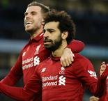 Salah keeps cool to get Liverpool back on track