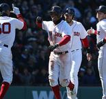 Red Sox Win 7th Straight And Phillies Mash Marlins On Busy MLB Saturday
