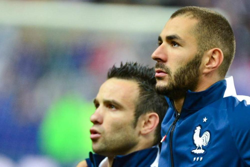 Deschamps interrogé sur Benzema
