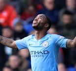 Crystal Palace 1 Manchester City 3: Sterling sends champions top