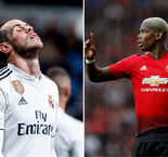Report: Bale Could Be Included In Deal For Pogba