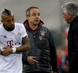 Vidal fears longer lay-off, targets return against Arsenal