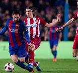 He could win LaLiga for a mediocre team - Filipe Luis in awe of Messi