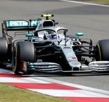 GP Chine: La pole position pour Bottas devant Hamilton