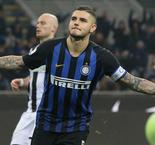 "Spalletti: Icardi The ""Perfect"" Center Forward"