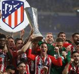 Atletico Madrid 3 Marseille 0- Griezmann grabs a brace as Atleti make light work of Marseille to win the Europa League