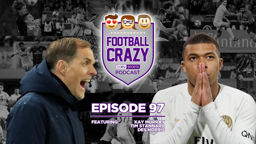 Lille Did They Know - Football Crazy Podcast Episode 97