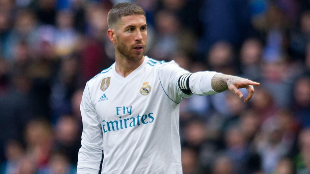 Real Madrid captain Sergio Ramos: No guard of honour for Barcelona