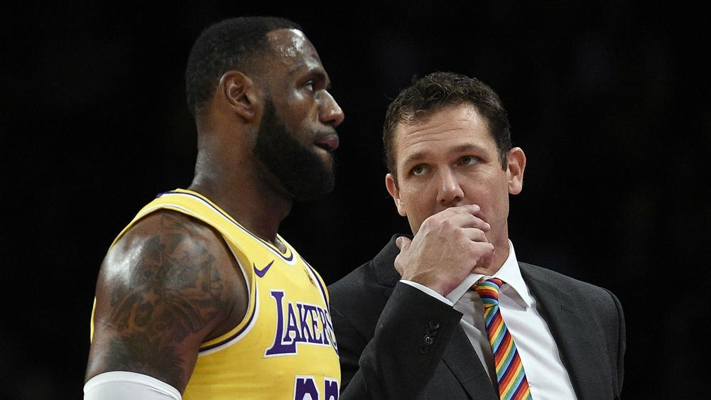 fb74a5d5b Lakers And Luke Walton Agree To Part Ways