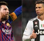 Messi beats Ronaldo to UEFA Goal of the Season award