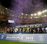 PSG stroll to incredible quadruple