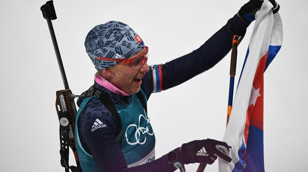 Biathlon-mass start (D): Kuzmina s'impose, Dorin-Habert 9e