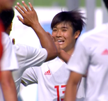 Japan Smash Chile 6-1 to Top Group A at Toulon Tournament