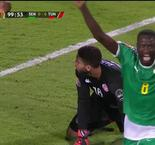 AFCON Highlights: Senegal 1-0 Tunisia - Own Goal Gives Senegal Lead In Extra Time