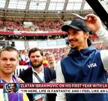 The XTRA: Zlatan Ibrahimovic On Life In MLS, Hollywood And His Next Move