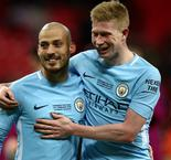 De Bruyne: City want to win Premier League title against United