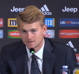 De Ligt 'admired' Juve legend Cannavaro