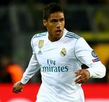 Injured Varane out of Sevilla clash as Madrid's defensive woes mount