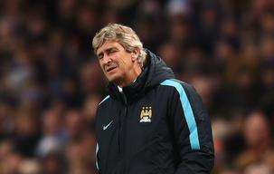Pellegrini unconcerned by persistent Guardiola rumours