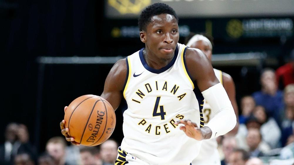 Oladipo's Career Performance Keeps Pacers Rolling
