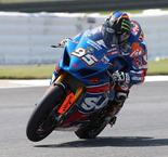 Hayden Quickest on Friday at BMP