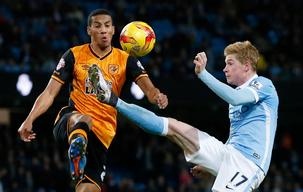 League Cup: Manchester City 4 – 1 Hull City