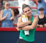 Halep Wins Rogers Cup With Three-Set Victory Over Stephens