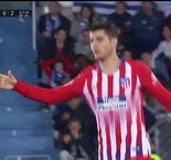 Morata Extends Atletico Madrid Lead Over Alaves