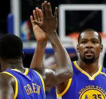 Warriors GM: Durant, Green in good place after argument
