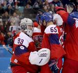Ice Hockey - Men's: Czech Republic 2 Korea 1