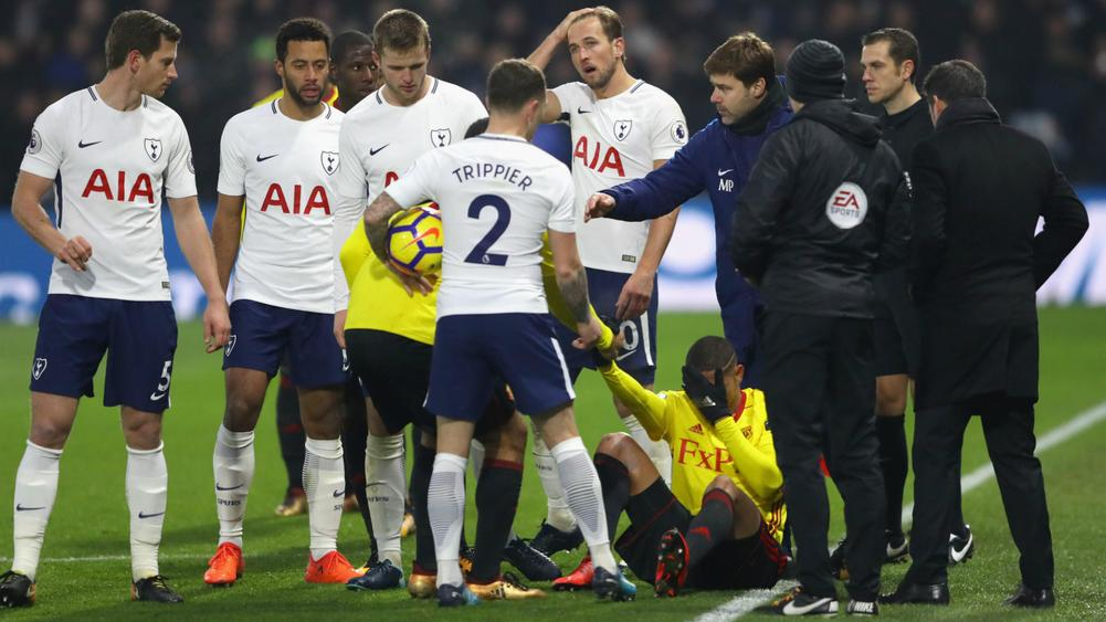 Shocked Tottenham Hotspur Legend Issues Message To Mauricio Pochettino Critics