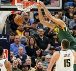 NBA [Frenchies] : Gobert en très grande forme !