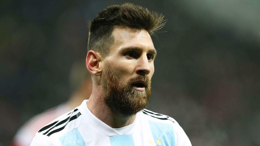 We'll have to disappear if World Cup goes badly — Argentina captain Messi""