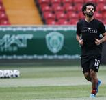 Salah returns to training with Egypt, but Liverpool star looks unlikely to take part in opening match against Uruguay
