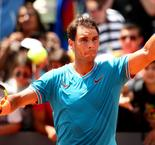 Nadal ousts Verdasco to reach Rome semi-finals