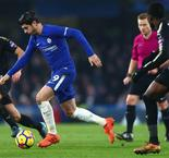 Chelsea 0 Leicester City 0: Relentless Foxes hold on after Chilwell red