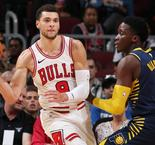 NBA - Pré-saison : Le duo LaVine-Holiday éteint Indiana